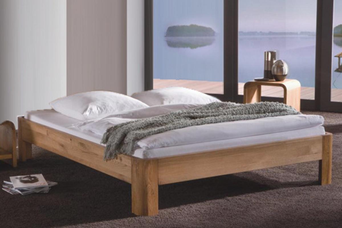 betten haus bettina betten bettrahmen hasena oak line ronda ohne kopfteil. Black Bedroom Furniture Sets. Home Design Ideas
